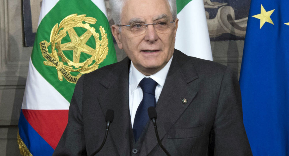 Sergio Mattarella