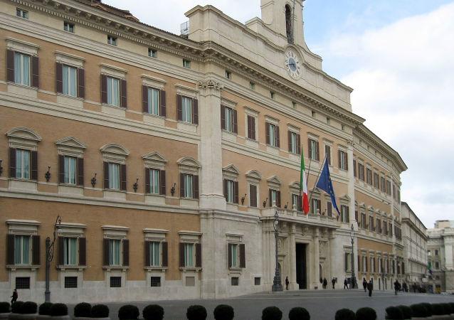 Camera dei deputati italiani
