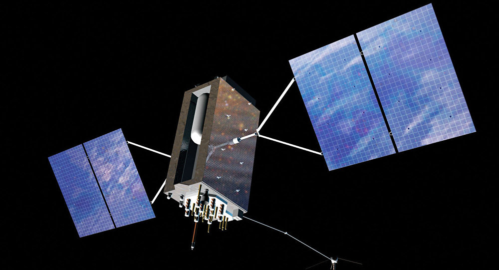 GPS Generation III Satellite