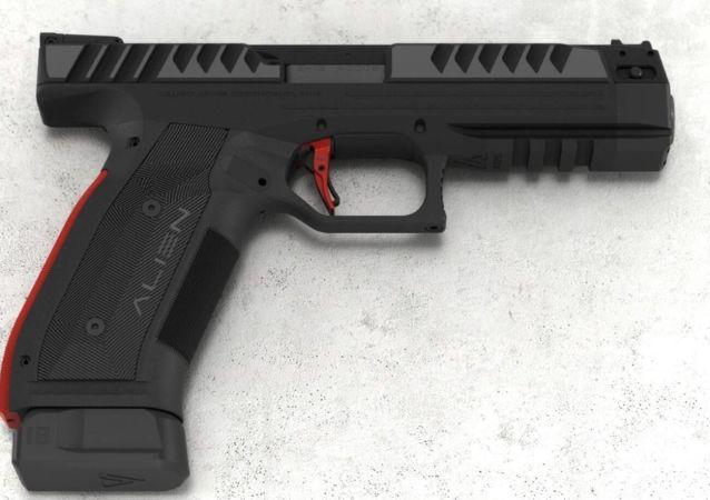 Pistola Alien