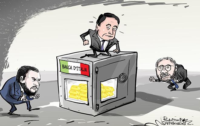 Tutti vogliono l'oro della Banca d'Italia