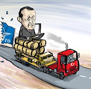 Erdogan: NATO non si oppone alle consegne in Turchia dei lanciamissili russi S-400