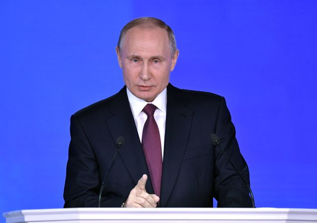1 marzo 2018, il discorso di Putin all'Assemblea Federale