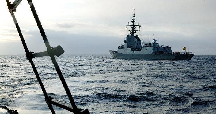 Nave della NATO