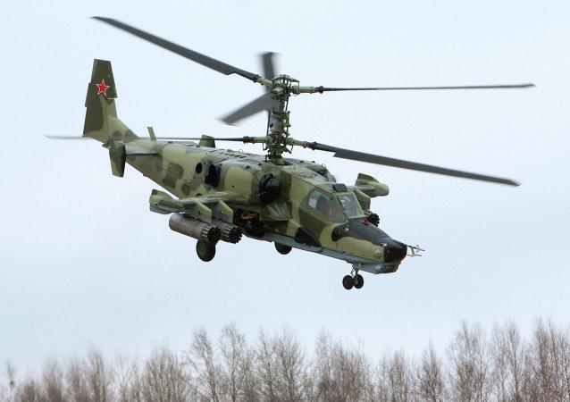 Elicottero Ka-50