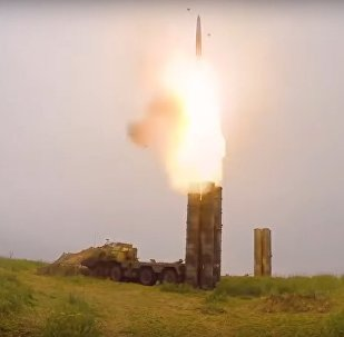 S-400 Missile System Tests in Kamchatka