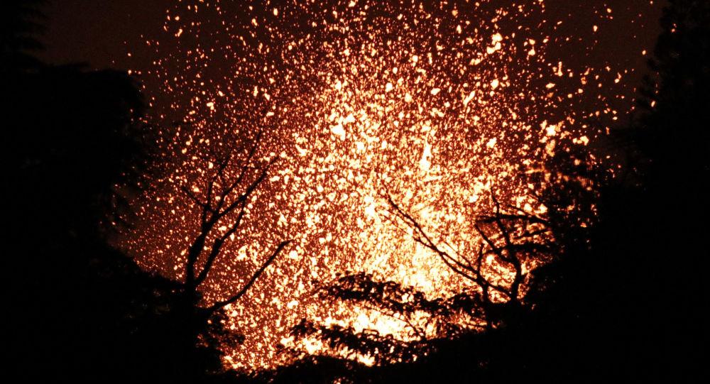 L'eruzione del Kīlauea, Hawaii