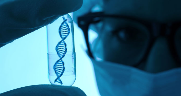 Il DNA in una capsula