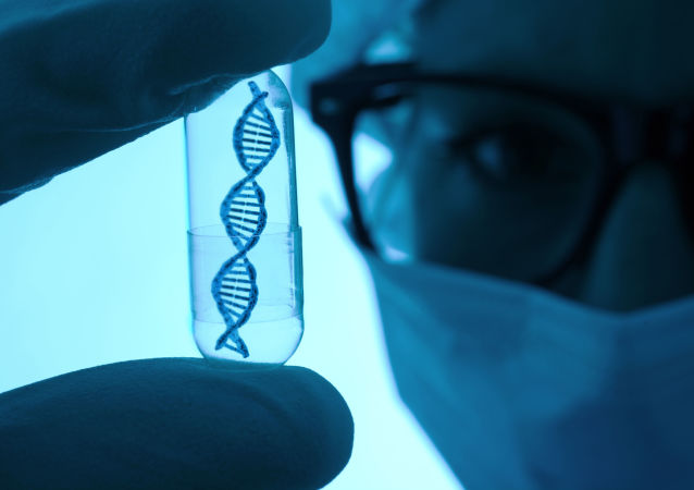 DNA in capsula