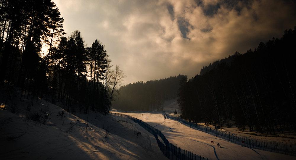 Krasnoyarsk 2019, sci alpino