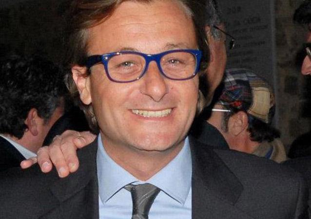 Felice Errante, l'ex sindaco di Castelvetrano