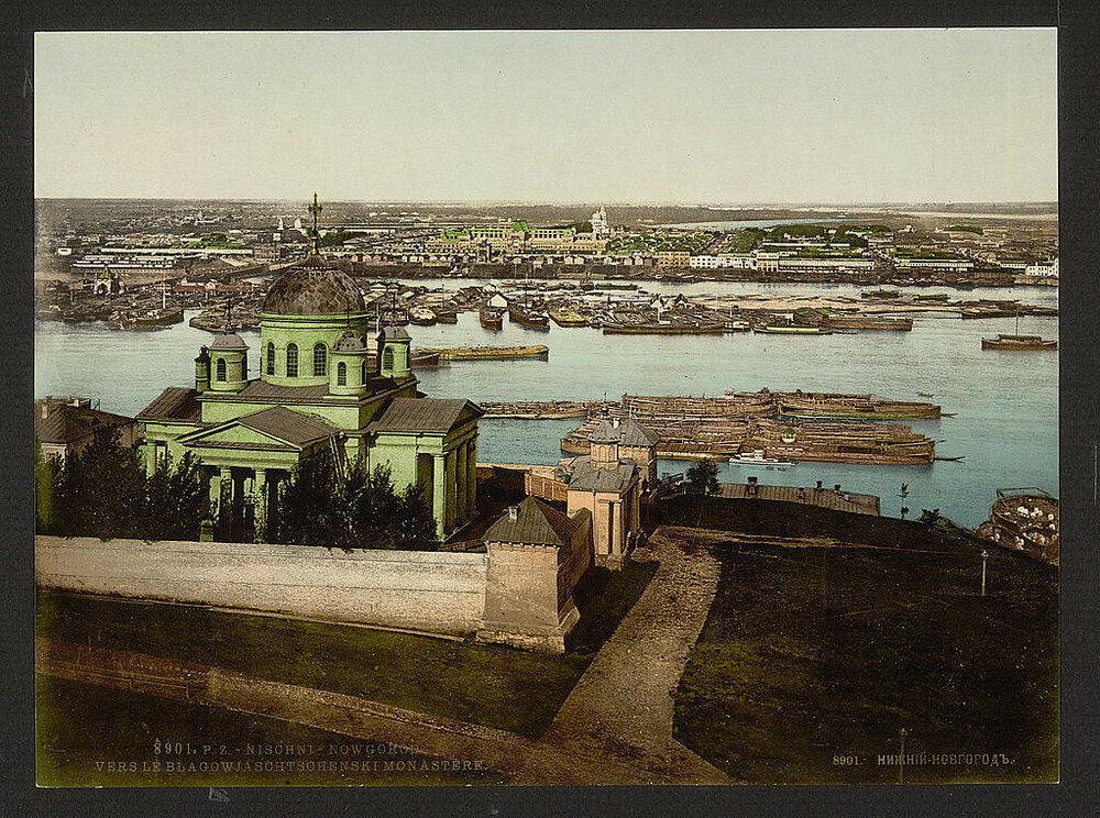 Ancora Nizhny Novgorod, il monastero dell'Annunciazione