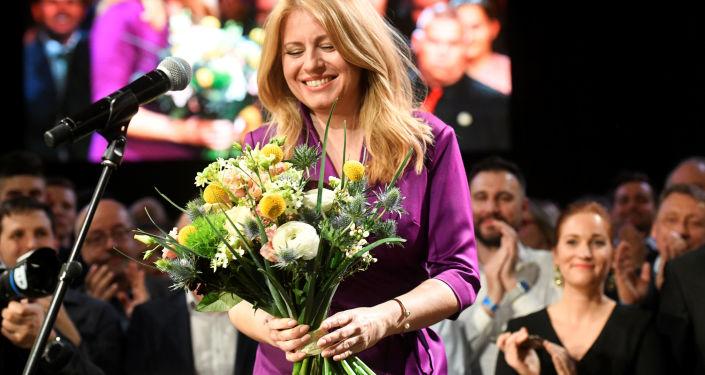 Zuzana Caputova