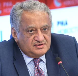 L'ambasciatore del Pakistan in Russia Kazi Halilulla