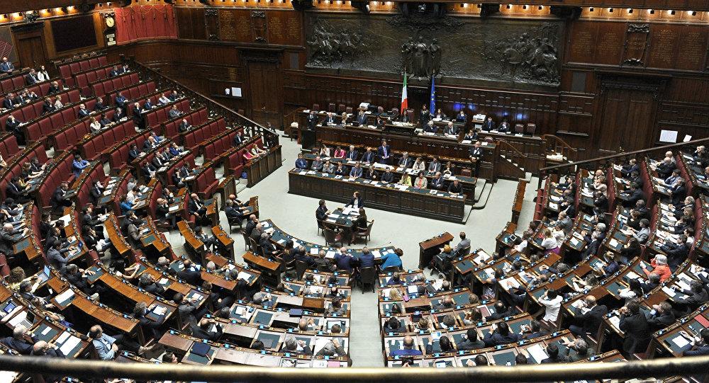 Referendum costituzionale come ratificare la dittatura di for Il parlamento italiano