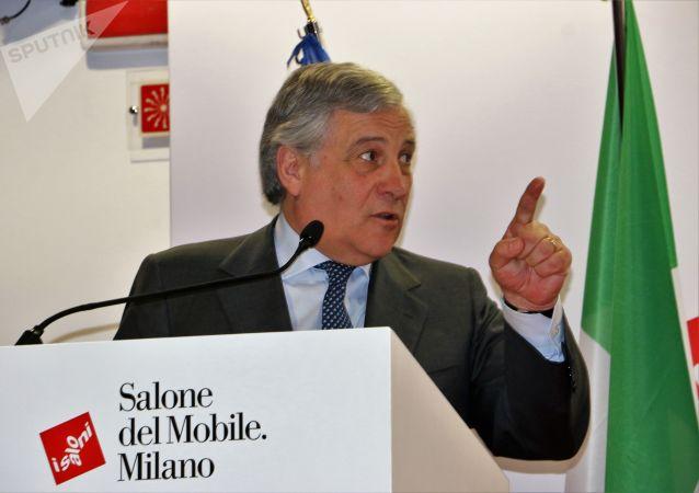 Antonio Tajani