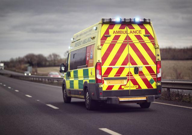 Ambulanza nel Regno Unito