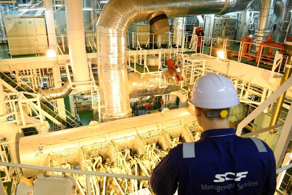 La petroliera Prospekt Mendeleev ha una portata lorda di 113 189.00 tonnellate