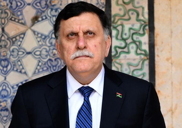 Il Primo ministro del Governo di Accordo nazionale libicoFayez al-Sarraj