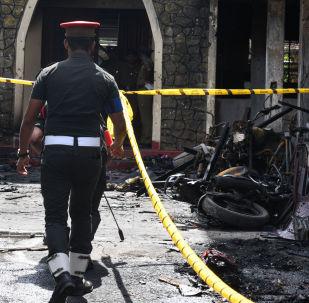 Attentati nello Sri Lanka