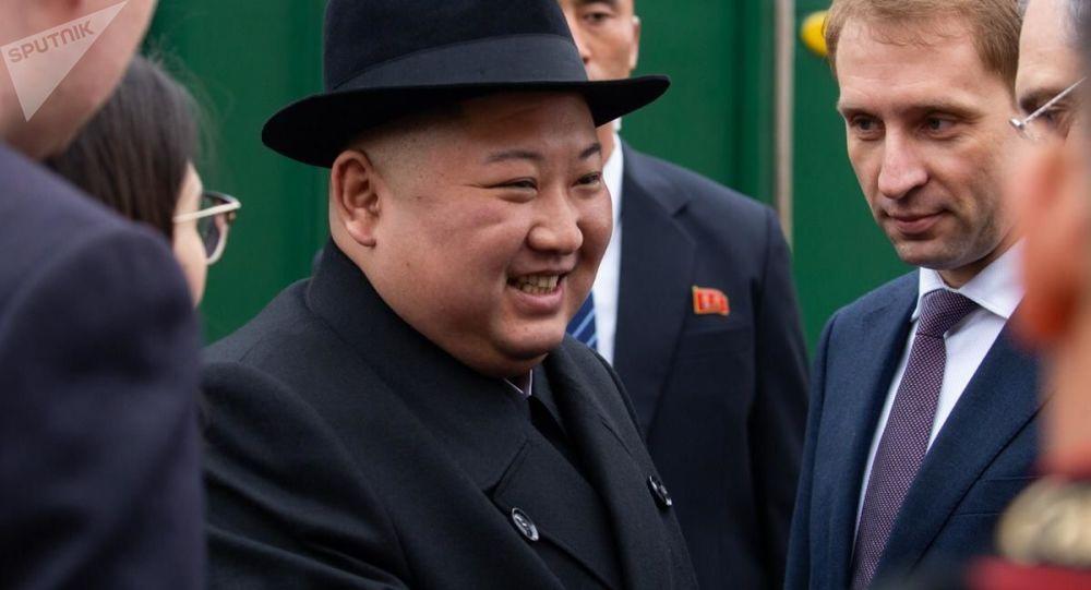 Kim Jong-un è arrivato in Russia