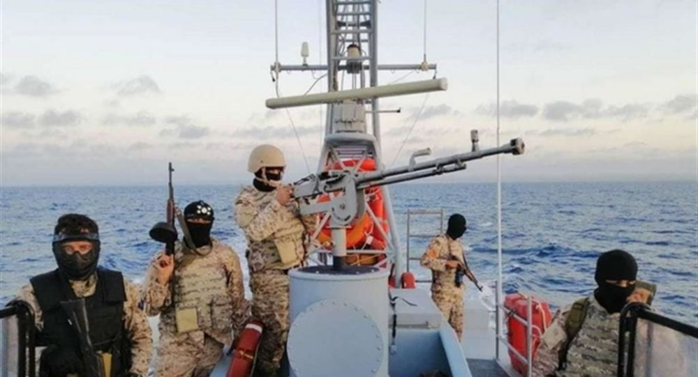 La motovedetta italiana usata in Libia