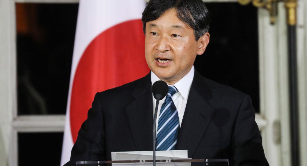 Naruhito, il figlio dell'imperatore nipponico Akihito