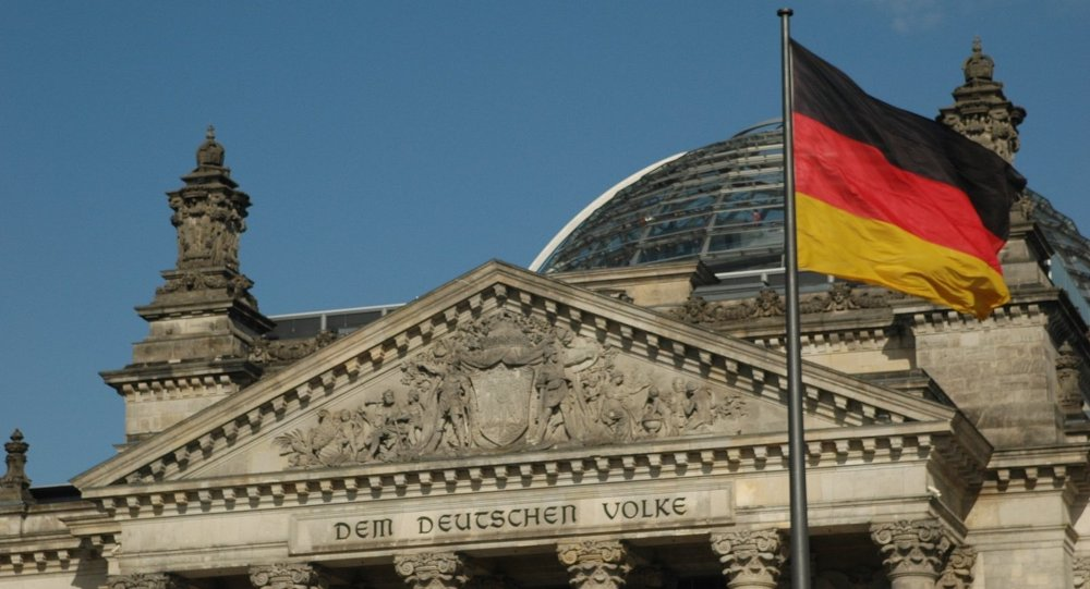 Il Bundestag tedesco