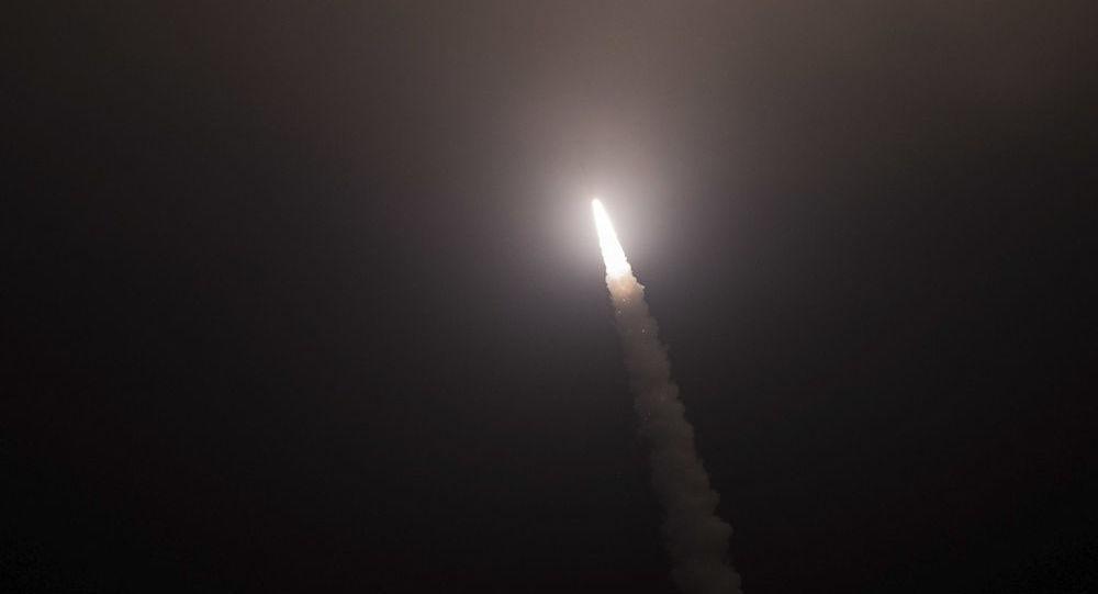 Test del missile Minuteman III