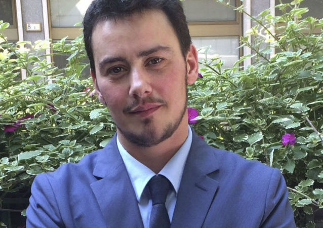 Gianmarco Negri, nuovo sindaco di Tromello e il primo sindaco transgender in Italia