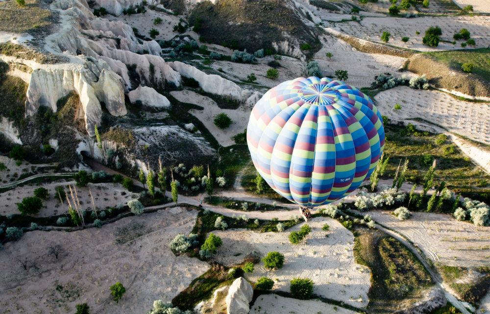 La Cappadocia in Turchia