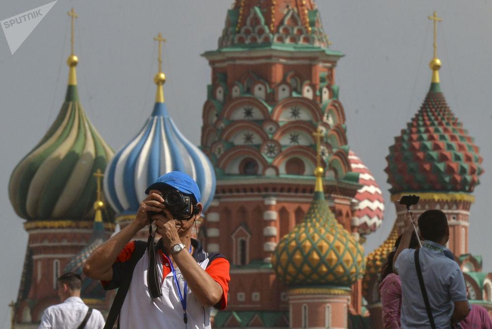 La Piazza Rossa di Mosca