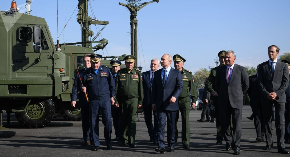 Putin, smesso di dare armi a Venezuela