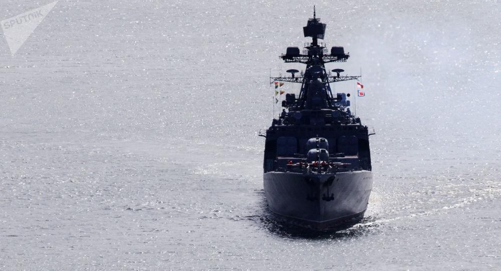 Navi da guerra Russia-Usa sfiorano scontro nel Mar Cinese