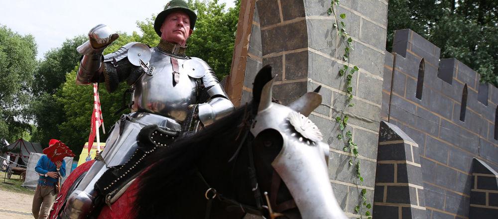 Il Torneo medievale di San Giorgio a Mosca