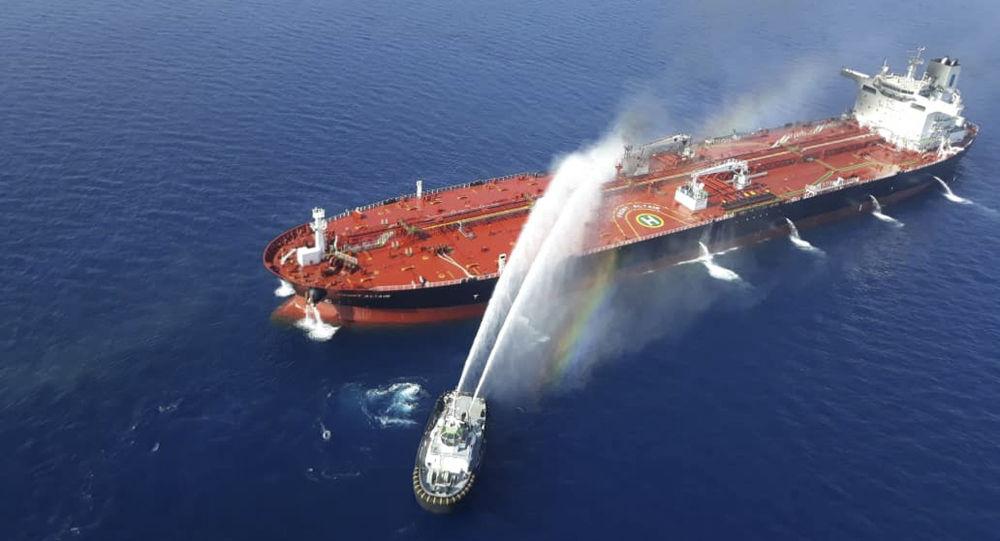 Iran, nave Usa si avvicinò a petroliera