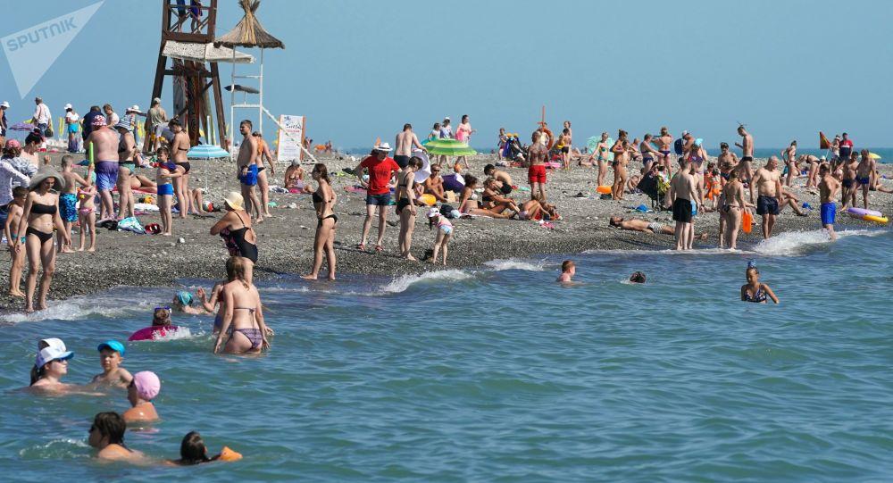 Spiaggia (foto d'archivio)