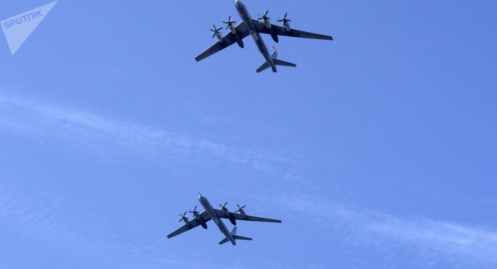 Mosca, Jet russi e cinesi sul Pacifico
