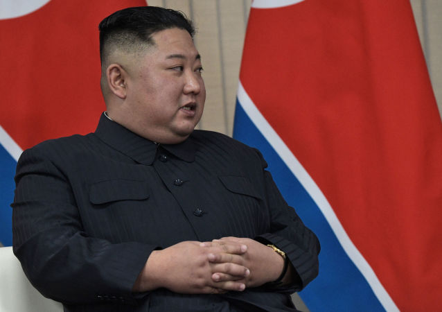 Il presidente nordcoreano Kim Jong-un