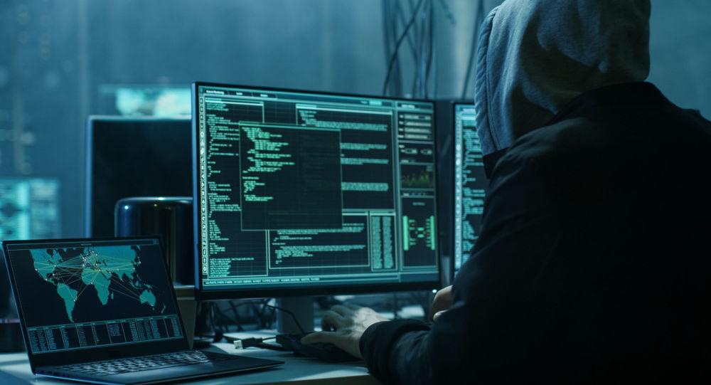 Hacker al lavoro