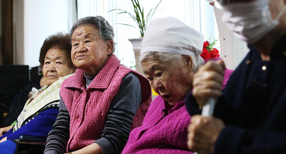 Ex donne di conforto sudcoreane
