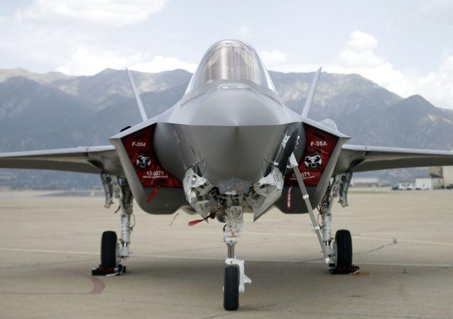 Il caccia F-35A