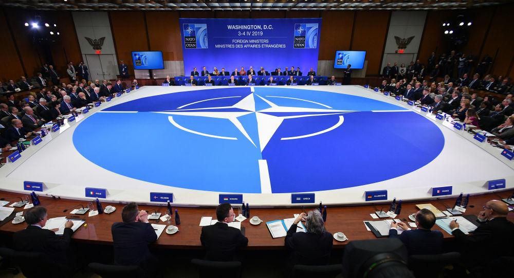 Riunione dei ministri degli Esteri dei paesi NATO a Washington