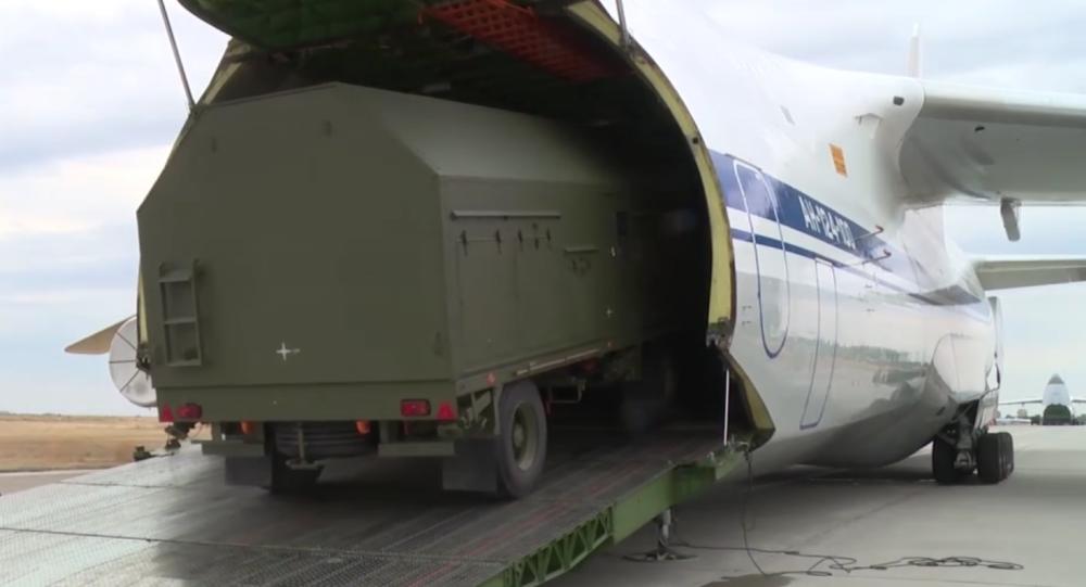 Turchia: prosegue la consegna dei missili russi S-400