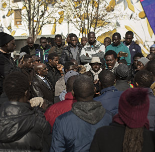 Migranti dall'Africa
