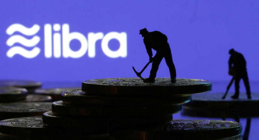 Logo di Libra, nuova criptovaluta di Facebook