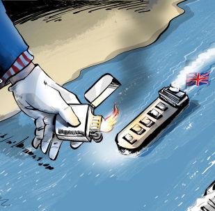 Tensione tra Iran, Regno Unito e USA dopo serie di sequestri di petroliere