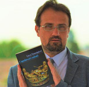 """Luca Nannipieri, storico dell'arte, autore del saggio """"Capolavori rubati"""""""