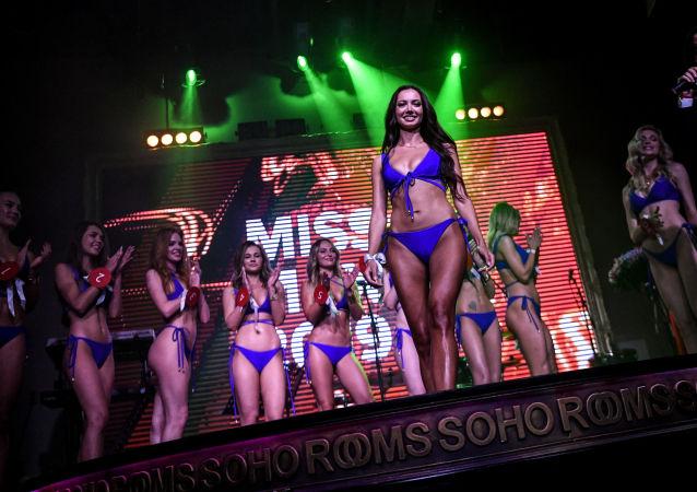 Le finaliste del concorso di bellezza Miss MAXIM 2019