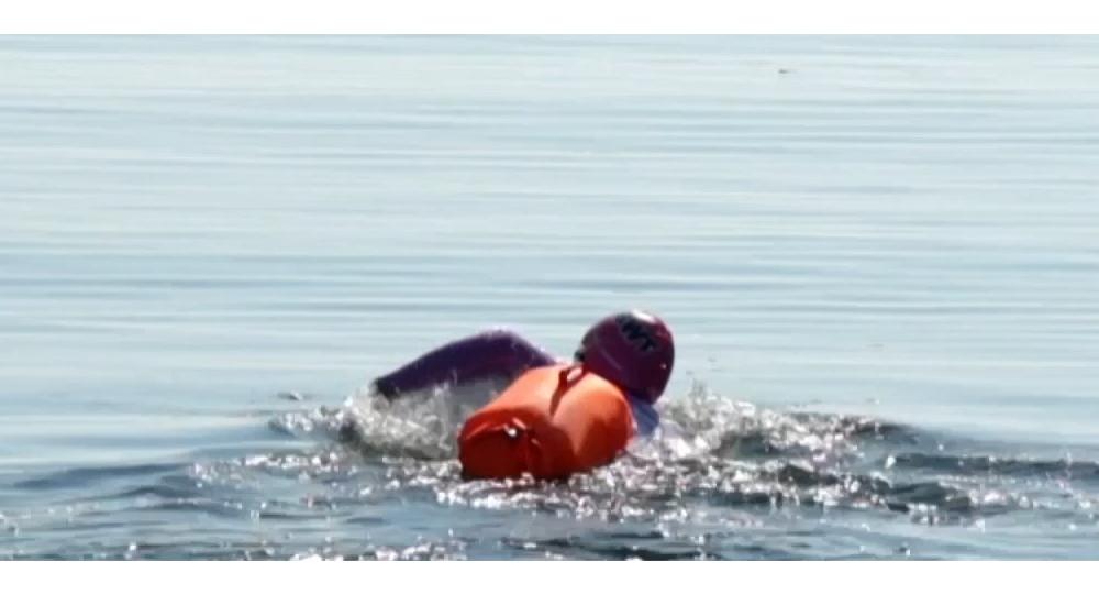 Attraversare il Bajkal a nuoto è un'impresa impossibile?